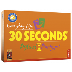 30 Seconds Everyday Life - Bordspel
