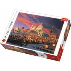 Santa Maria della Salute, Venice / Trefl - 3000 pcs - Legpuzzel