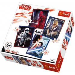 4 in1 - Star Wars - Puzzel