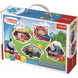 Baby Classic - Thomas and Friends - Legpuzzel