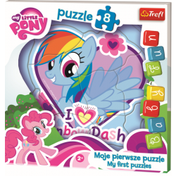 Baby Fun - Rainbow Dash /  My Little Pony - Legpuzzel