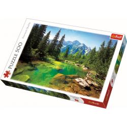 Tatra Gebergte, 500 stukjes - Puzzel