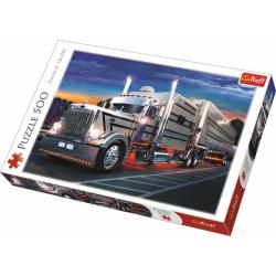 Silver Truck / Trefl - 500 pcs - Legpuzzel