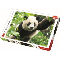Reuze Panda /  500 stukjes - Legpuzzel