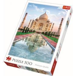 Taj Mahal / Trefl - 500 pcs - Legpuzzel