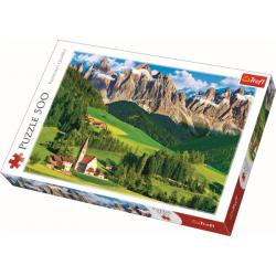 Dolomites, Italy / Trefl - 500 pcs - Legpuzzel