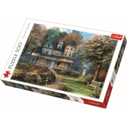 House of dreams / Trefl - 500 pcs - Legpuzzel