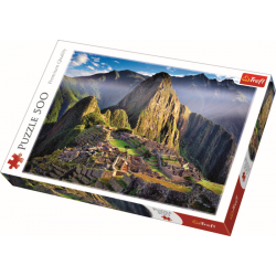 Historic Sanctuary of Machu Picchu / Tref- 500 pcs - Legpuzzel