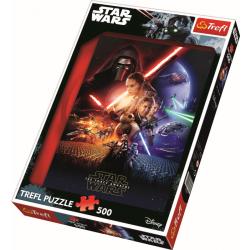 The force awakens/ Star Wars Episode V, 500 stukjes - Puzzel