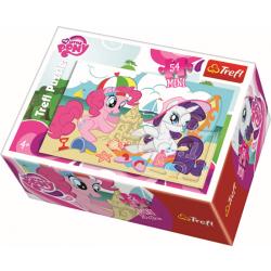 Mini - My Little Pony Picture 1 - 54 pcs - Legpuzzel