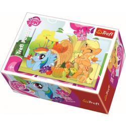 Mini - My Little Pony Picture 2 - 54 pcs - Legpuzzel