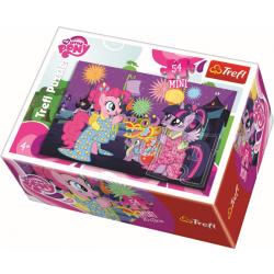 Mini - My Little Pony Picture 4 - 54 pcs - Legpuzzel