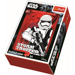 Mini - Stormtroopers / Star Wars Episode VII - 54 pcs - Legpuzzel