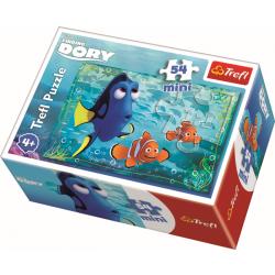 Mini - Underwater land / Finding Dory Picture 3 - 54 pcs - Legpuzzel