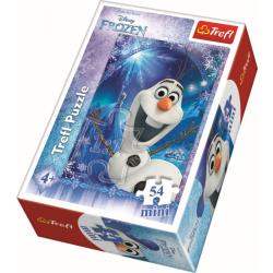 Mini - In the Frozen Land   2 - 54 stukjes - Puzzel