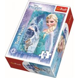 Mini - In the Frozen Land   3 - 54 stukjes - Puzzel