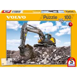 Volvo EC380E, 100 stukjes - Puzzel