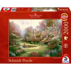 Gardens beyond Spring Gate 2000 pcs