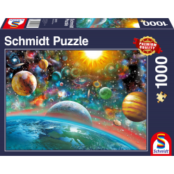 Outer Space 1000 pcs