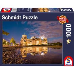 Reichstag Berlin,  1000 stukjes - Legpuzzel