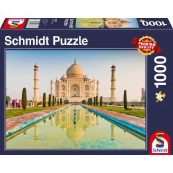 Taj Mahal, 1000 stukjes - Legpuzzel