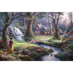 Disney Snow White, 1000 stukjes - Legpuzzel