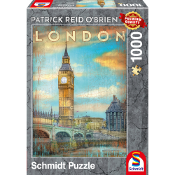 City of Londen 1000 pcs - Legpuzzel