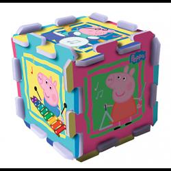 Foam vloerpuzzel - Peppa Pig - Puzzel
