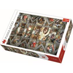 Sixtijnse Kapel,  6000 stukjes - Puzzel