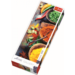 Home Gallery - Colorful spices - 300 pcs - Legpuzzel
