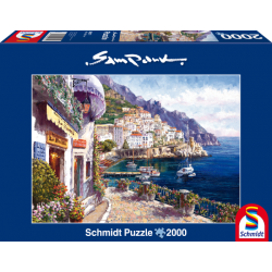 Afternoon in Amalfi 2000 pcs