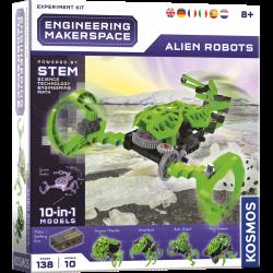 Alien Robots - Experimenteerset