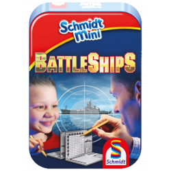 Battle Ships small - Indoor actiespel