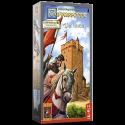 Carcassonne Uitbreiding De Toren-nieuw