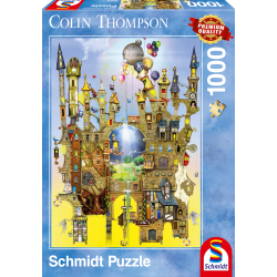 Castle-in-the-Air,-1000-pcs