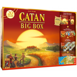 Catan: Big Box Jubileumeditie - Bordspel