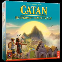 Catan: De Opkomst van de Inca's - Bordspel