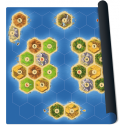 Catan Zeevaarders Islands mat