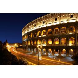 Colosseum by night, 1000 pcs