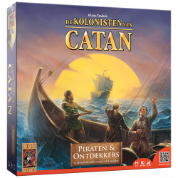 Catan--Piraten-en-Ontdekkers