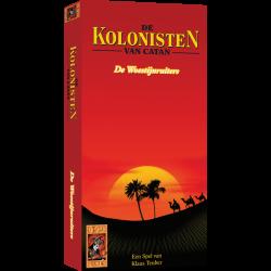 De Kolonisten van Catan De Woestijnruiters