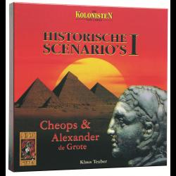 De Kolonisten van Catan Historische Scenario's I