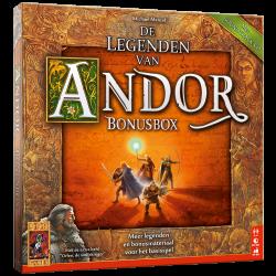 De Legenden van Andor: Bonusbox - Bordspel