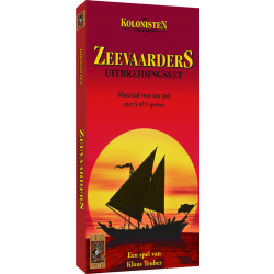 De Kolonisten van Catan Zeevaarders 5-6 spelersOUD-NEWWEB