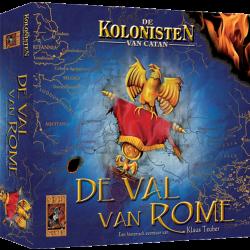 De kolonisten van catan De val van Rome