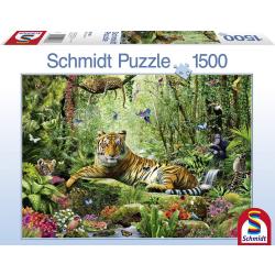 Djungle Tigers 1500 pcs