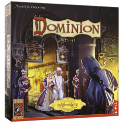 Dominion: Intrige - Kaartspel
