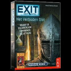 EXIT - Het Verboden Slot - Bordspel