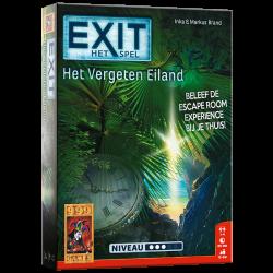 EXIT - Het Vergeten Eiland - Bordspel