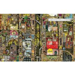 Fantastic Townscape, 1000 pcs
